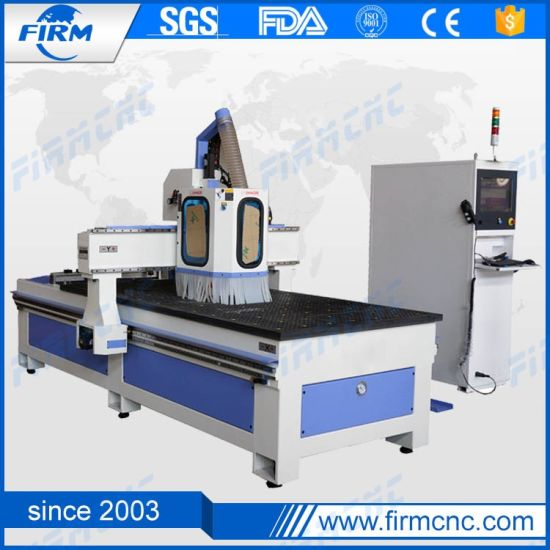 Automatic Tool Change Woodworking CNC Engraving Machine pictures & photos