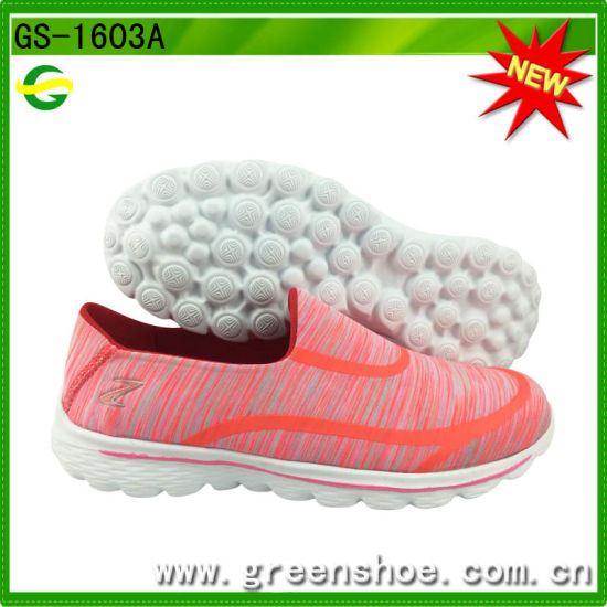 New Arrival Popular Lady Sneaker Shoes pictures & photos
