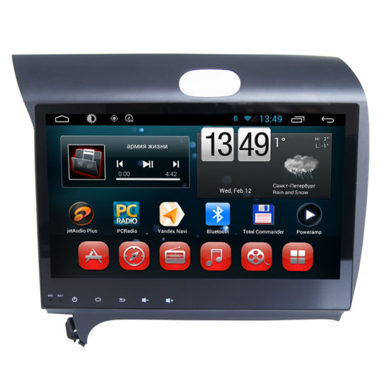 Android Car Multimedia System KIA K3 Cerato 10 Inch Screen pictures & photos