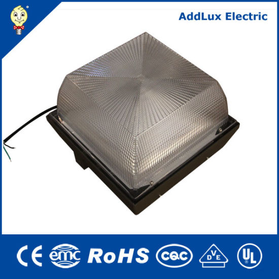 New Style Design Ce UL cUL FC Saso RoHS IP65 110-277V 347V-480V 36W 60W LED Parkinglot Light Made in China From Best Exporter, Distributor Factory