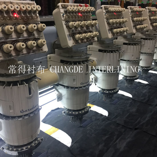 China Cheap Embroidery Backing Tear Away 50gsm China Backing