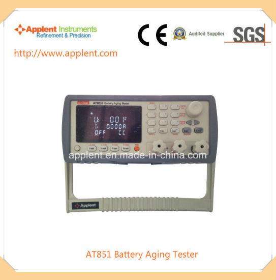 At851 Digital Battery Lifetime Meter Test Battery Capacity Battery Aging Tester