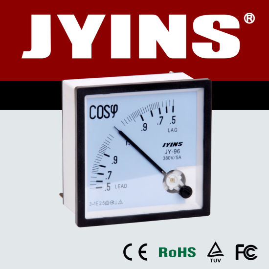 CE Approval Cos Meter Analog Panel Meter pictures & photos