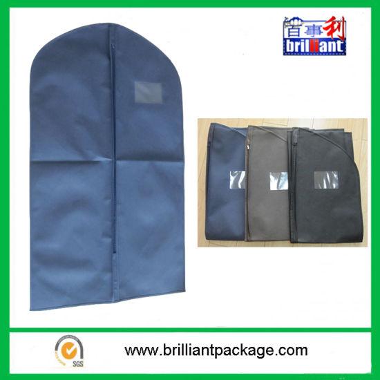 Wholesale Custom Cloth Garment Bag Suit Cover Suit Carrier