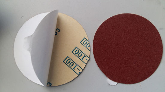 Sticky Sanding Disc (FPS301) pictures & photos