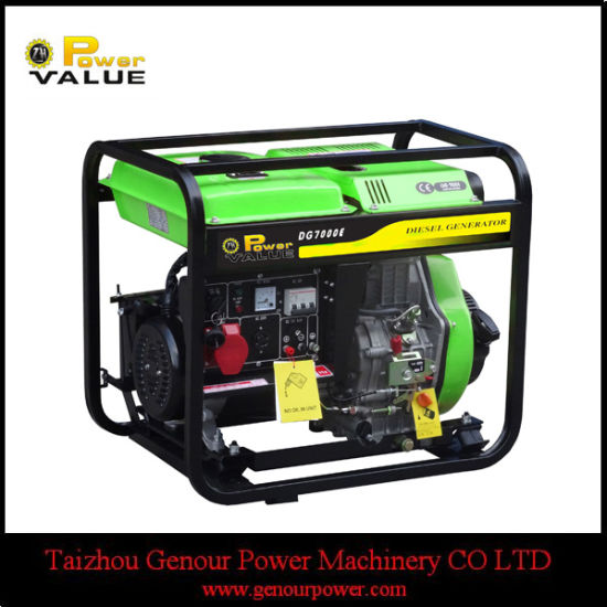 small portable diesel generator.  Generator Portable Small Diesel Generator 10kw 10kVA Air Cooled And T