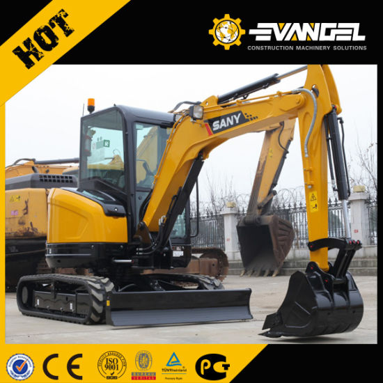 Popular Selling Mini Excavator Sy16 with Good Price pictures & photos