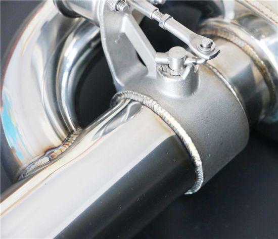 China Best Quality Grwa Exhaust Valve Muffler Distributors