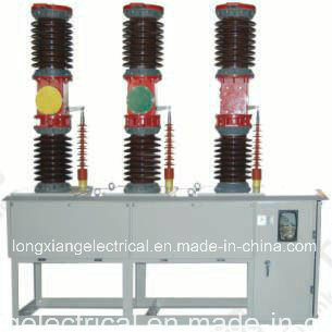 Outdoor High Voltage Vacuum Circuit Breaker with Xihari Type Test Report pictures & photos