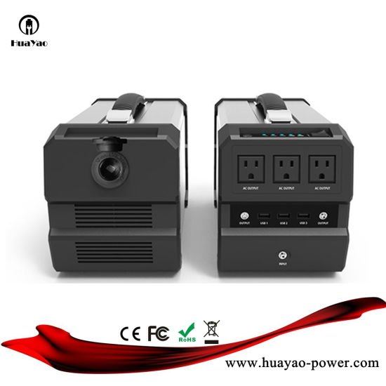 Portable Home Use Silent Electric Generator Solar Power Generator