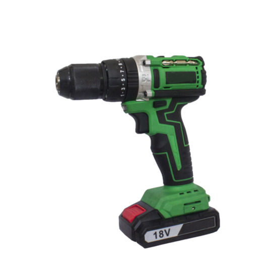 18V Electric Cordless Impact Drill with 40 N. M Torque