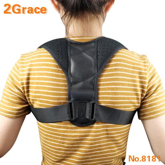 Hot Sale Comfortable Adjustable Posture Support Corrector