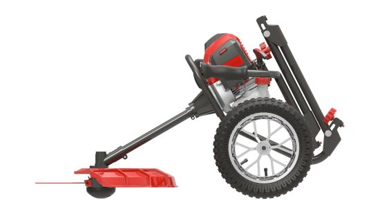 Wheel Gasoline with Ce Brush Cutter 52cc