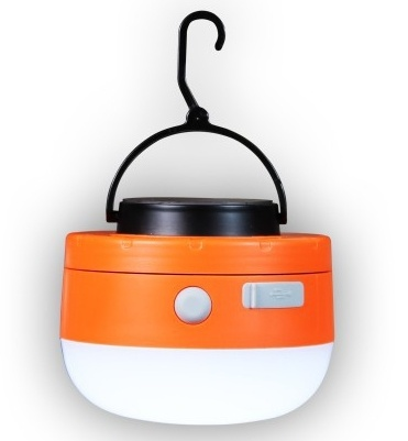 Multifunctional 3W COB Camping Lantern, Hanging Light for Tent, Outdoor Lighting with Type C USB Cable pictures & photos
