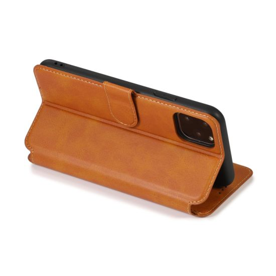 Soft Pu Leather Cell Phone Wallet Case
