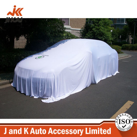 Car Cover Anti Dust China Manufacturer Reveal Car Cover with Logo