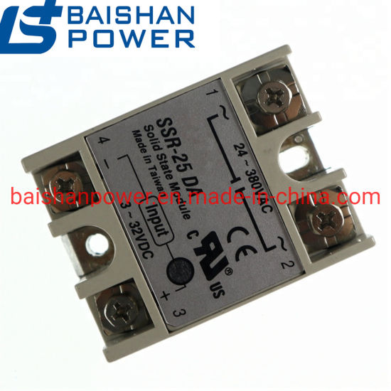 Module Output 24-380VAC SSR-40DA Input 3-32VDC Control Solid State Relay