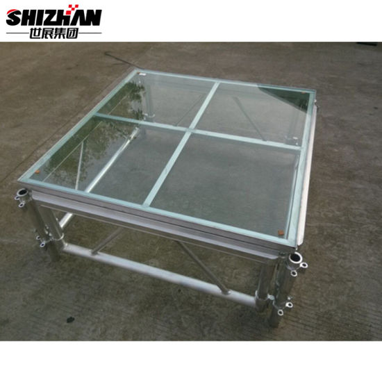 Outdoor Adjustable Performance Event Stages for Sale, Portable Aluminium Party Concert Mobile Stage Platform