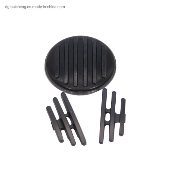 Customized CNC Machining Parts for Massager with Al Alloy & ABS
