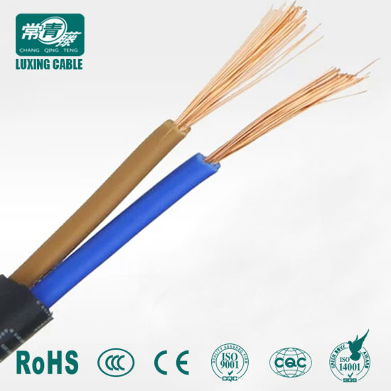 2 Core 16mm PVC Cable/16mm Electrical Cable Price/16mm Power Cable pictures & photos