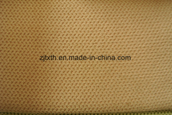 Polyester Micro Linen Fabric Supplier pictures & photos
