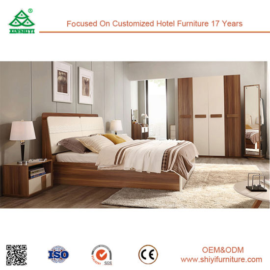 plywood bedroom furniture. Modern China Foshan Malaysia MDF Wooden Bedroom Furniture Set Wood Plywood  Box Bed
