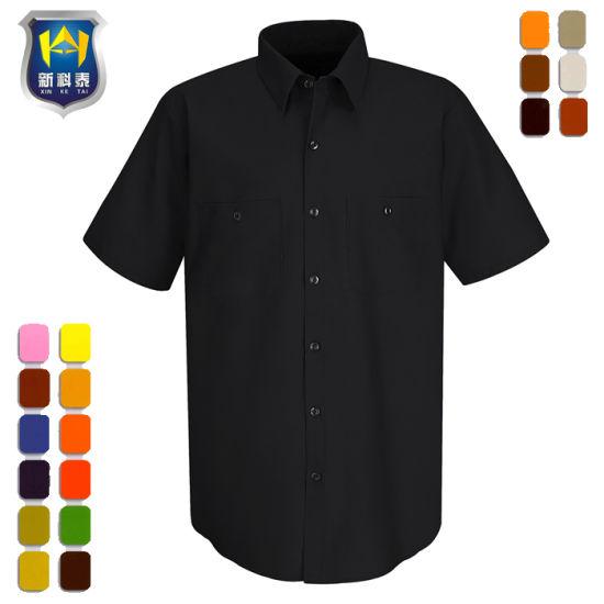 Industrial Flex Comfort Short Sleeve Work Shirt