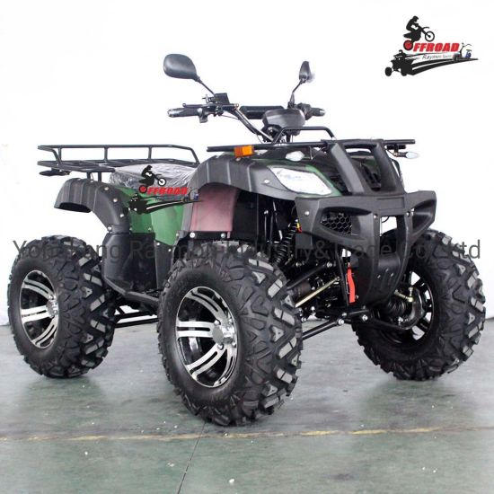 2020 New 72V 4WD Electric ATV 2000W 4X4 for Adults
