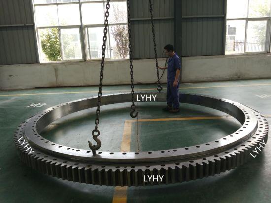 Triple Row Roller Slewing Ring Bearing Ring Bearings Turntable Bearings 191.32.2240.990.41.1502