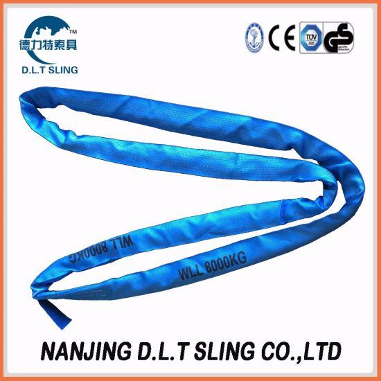 Polyester Soft Round Web, Webbing Lifting Sling