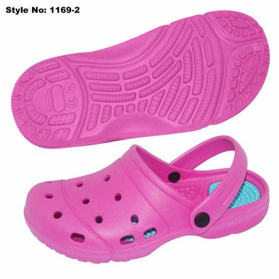 7381eddf3098 China Latest Light-Weight Women Clog Slippers EVA Clog Shoes - China ...