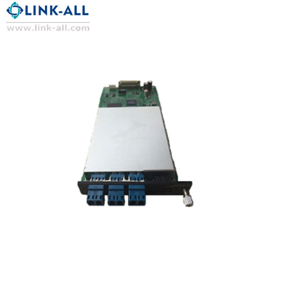 UC6100-Op Optical Protection Switch Converter Card with LC Connector pictures & photos