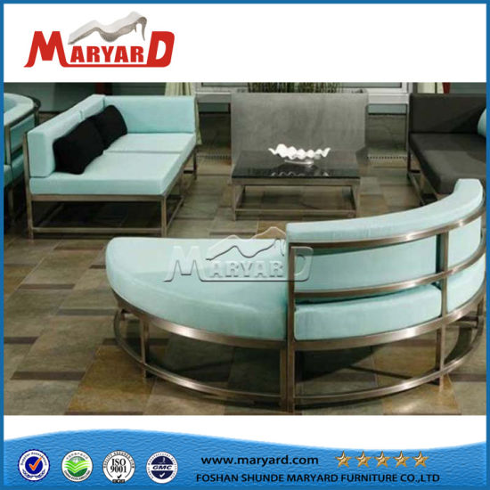 Enjoyable Modern American Style Round Sofa Bed Set Machost Co Dining Chair Design Ideas Machostcouk