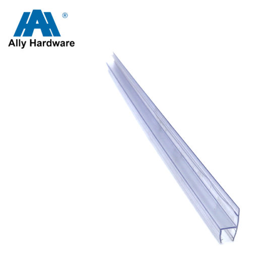 China Glass Door Seal Rubber Silicone Weatherstrip For Shower Room