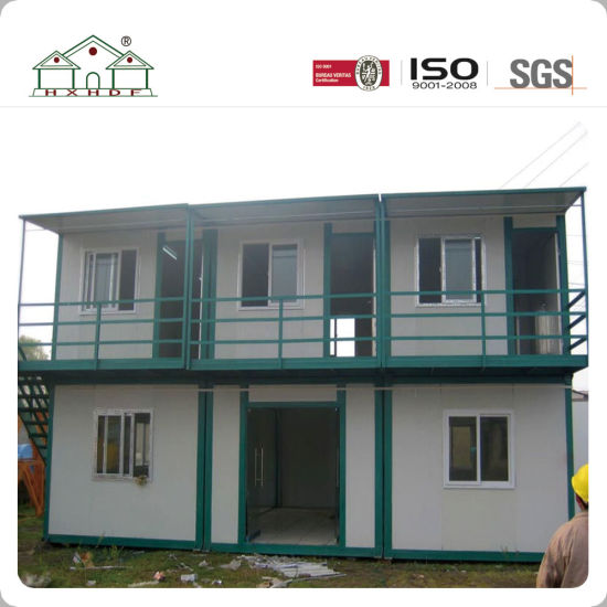 Low Cost Prefab Container House Modified Shipping Container Homes