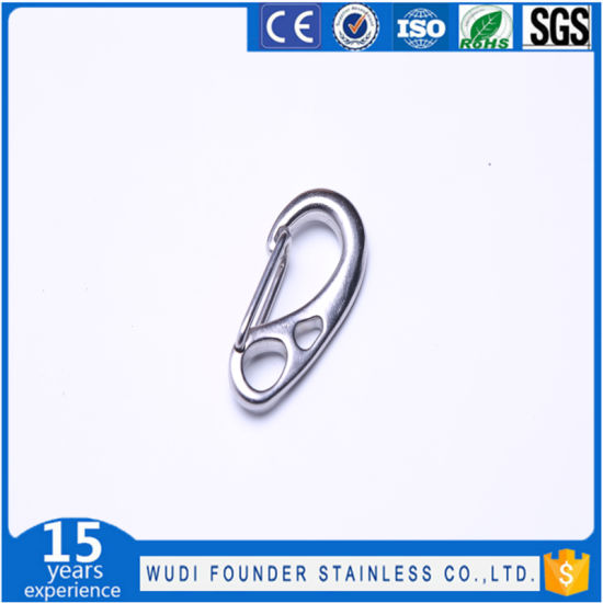 SS304 or SS316 Stainless Steel Eye Hooks pictures & photos