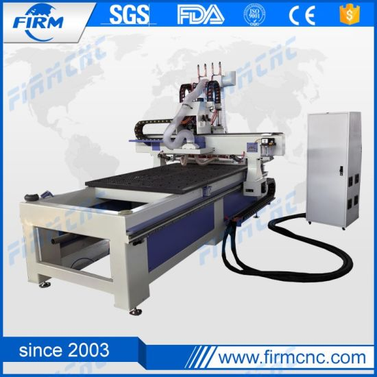 1325 CNC Wood Machines for Sign and Cabinet Door and Drawer Making