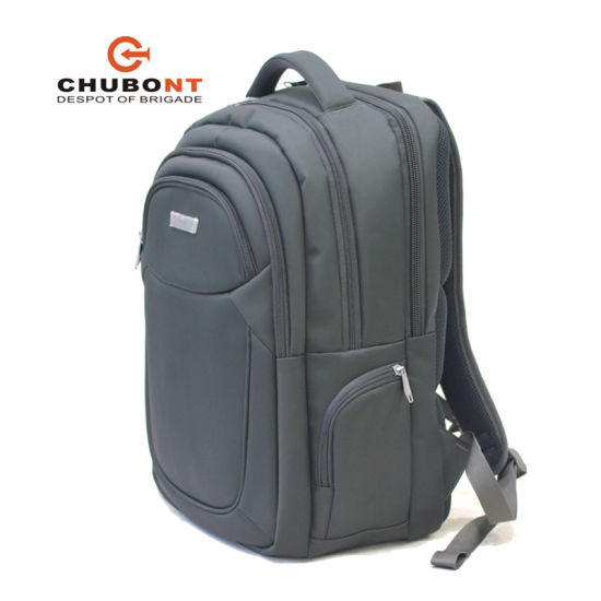 Chubont Foam Paded Laptop Book Backpack with Earphone Cable pictures & photos