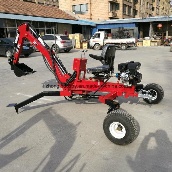 9hp small garden tractor loader backhoe mini tractor backhoe loader cheap backhoe loader - Garden Tractor Loader