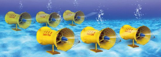 River Zero Head Floating Water Turbine 3kw pictures & photos