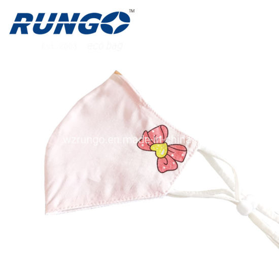 Factory Direct Supply Children Classification Fashion Face Mouth Cotton Mask