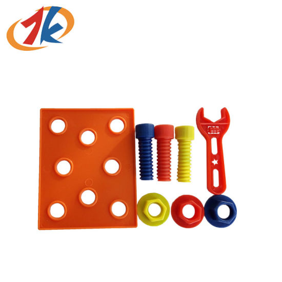 Educational Kids Plastic Promotion Tool Set Toy with High Quality