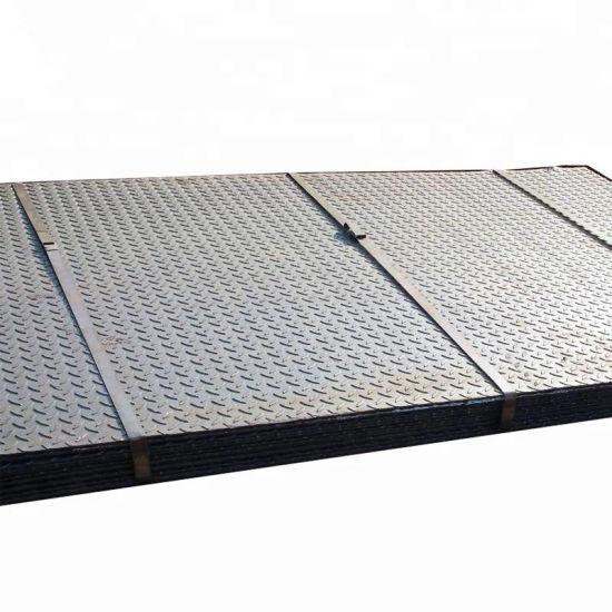 AA 3105 Aluminium Alloy Steel 5 Bar Pattern Chequered Plate