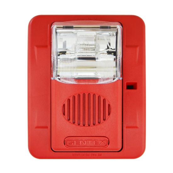 China UL Certification Strobe Sounder Fire Alarm LED Light - China ...