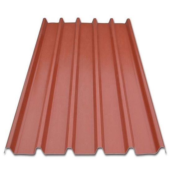 Corrguated PPGI Prepainted Galvanized Steel Coil for Roofing Sheets