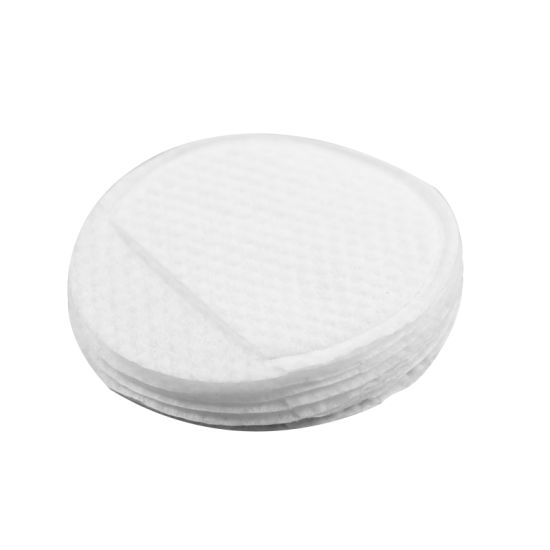 100% Cotton Square/Round Type Disposable Cosmetic Cotton