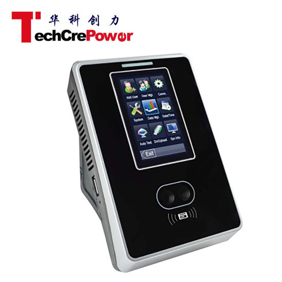 Zkteco V300/380 Pin RFID Network Access Control Face Recognition Terminal  Time Attenbance