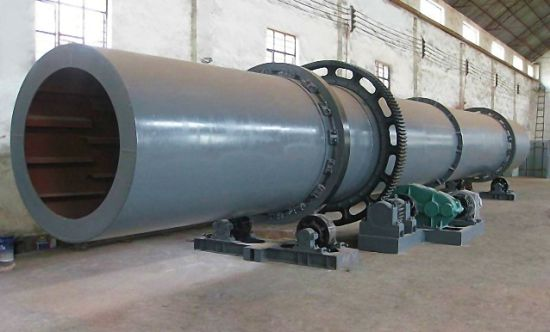 Fertilizer Rotary Dryer for Fertilizer Production Line pictures & photos