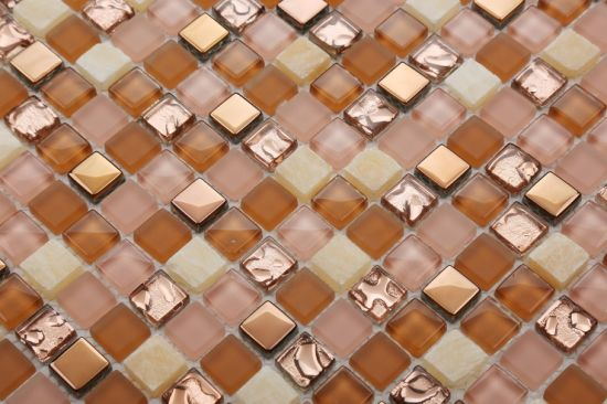 Cheap Price Mosaic Tile in Pakistan (AJL-AJ09) pictures & photos