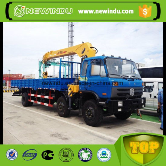 Brand New Lifting Truck Mounted Crane 4 Ton Sq4sk3q pictures & photos